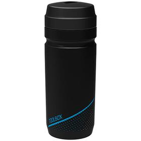Cube Tool box bottle Drink Bottle 600ml blue/black